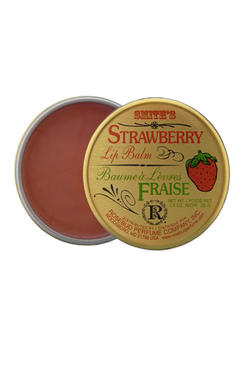 Strawberry Lip Balm Tin