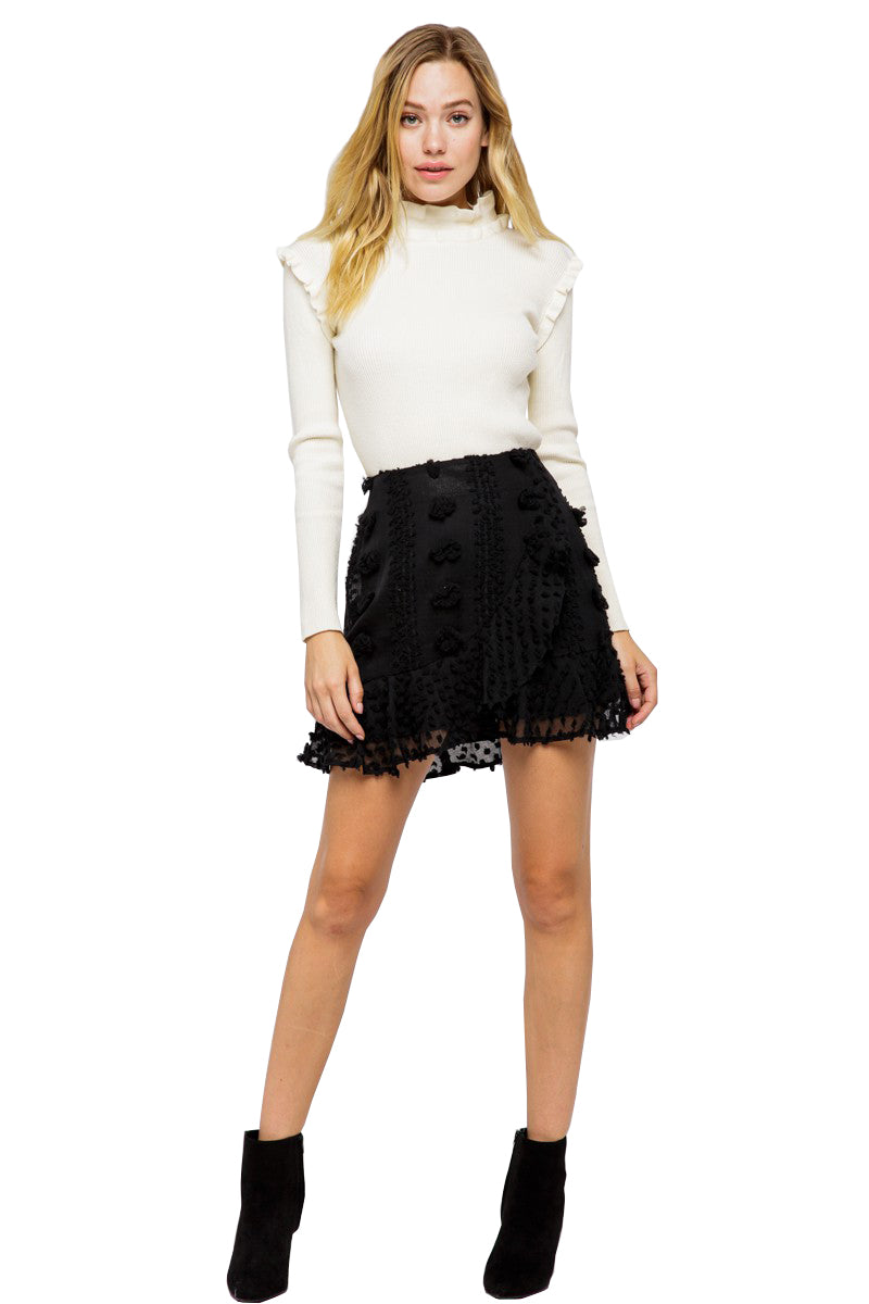 Baylee Skirt - Black