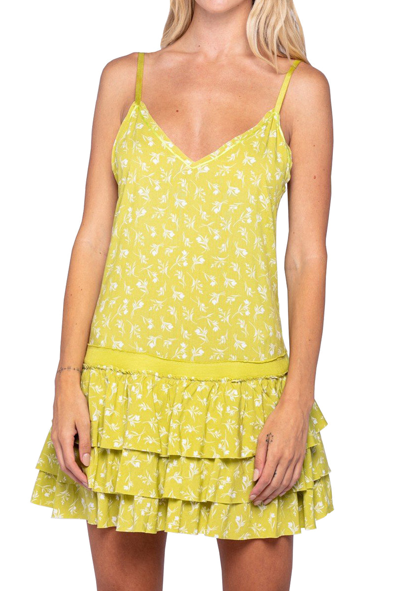 Libby Dress - Lemon