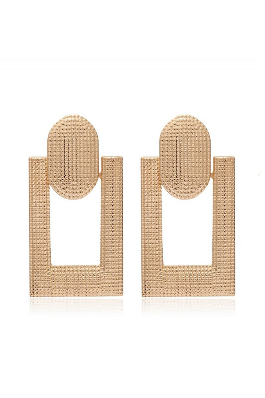 Aria Earrings - Gold