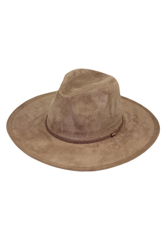 Emmy Hat - Taupe