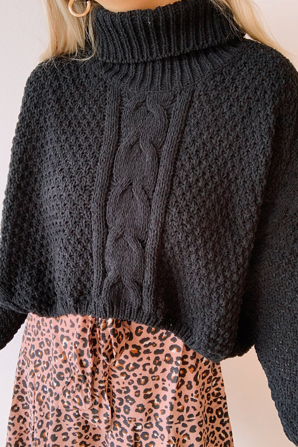 Kayla Sweater - Black