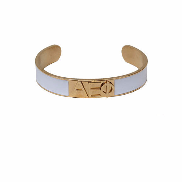 Alpha Epsilon Phi Sorority Cuff