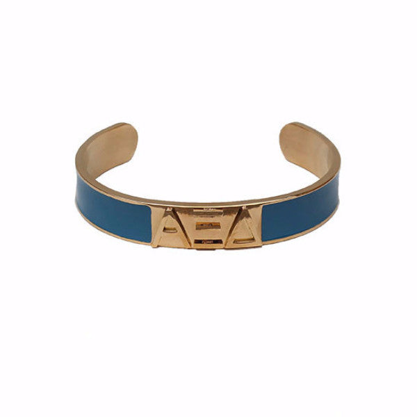 Alpha Xi Delta Sorority Cuff