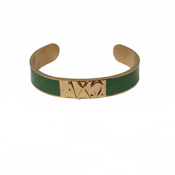 Alpha Chi Omega Sorority Cuff