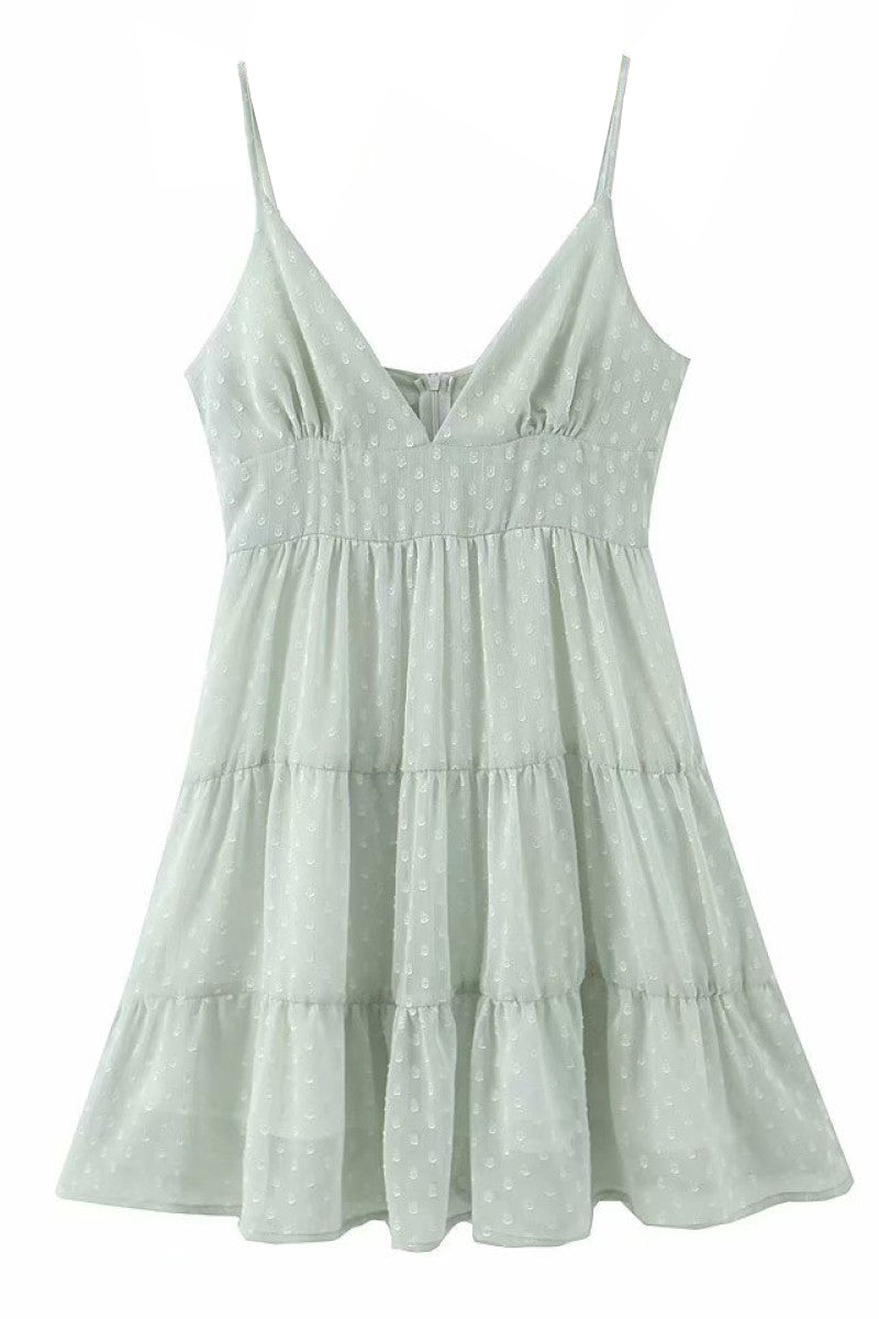 Mary Dress - Green