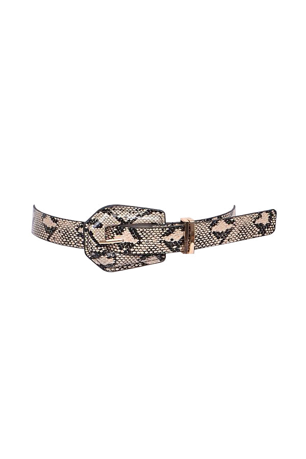 Morgan Belt - Beige