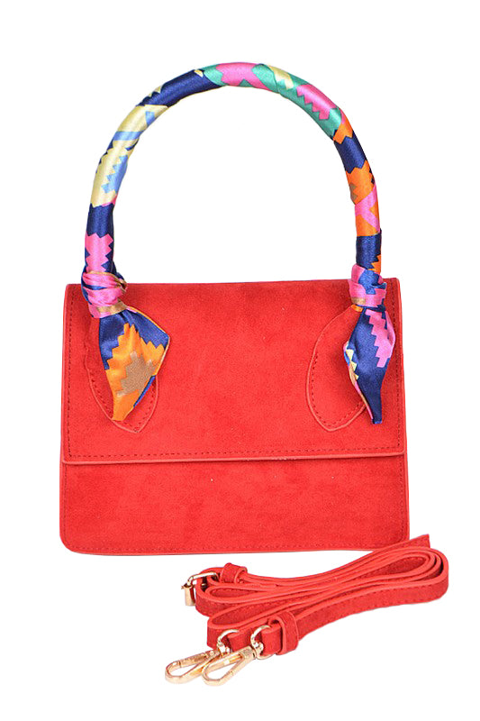 Vanessa Bag - Red