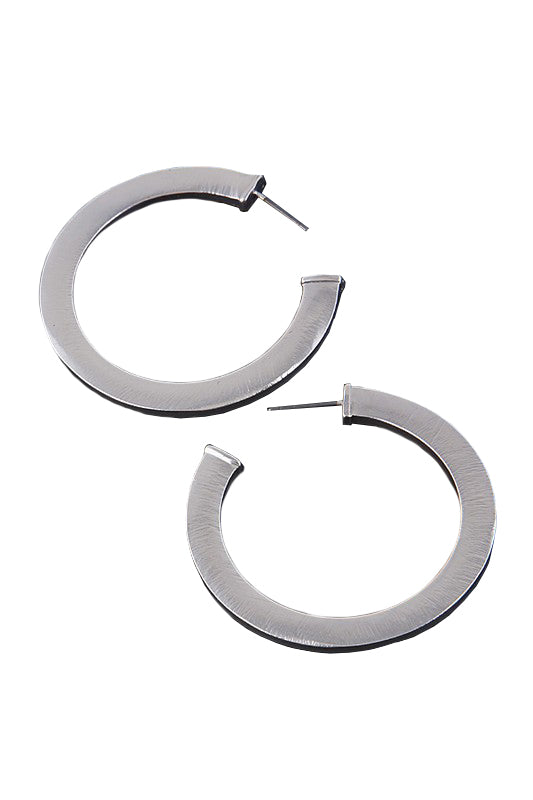 McKenna Earrings - Silver