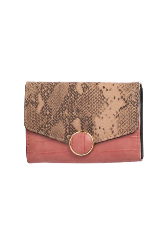 Aria Wallet - Pink