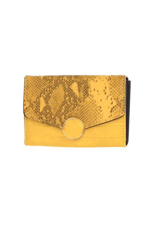 Aria Wallet - Yellow