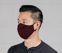 Load image into Gallery viewer, Evoke Mask - Limited Edition Harvest Red - Pack of 3