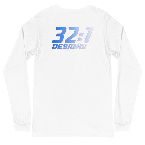 32:1 Long Sleeve Tee - 32to1 Designs
