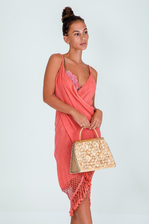 Palma Cover-up - Pink