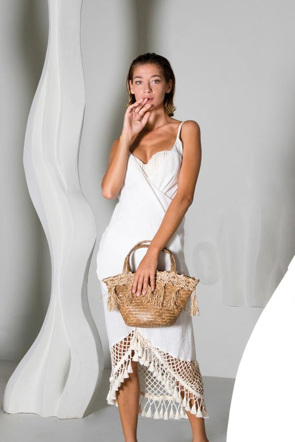 Palma Cover-up - Ivory