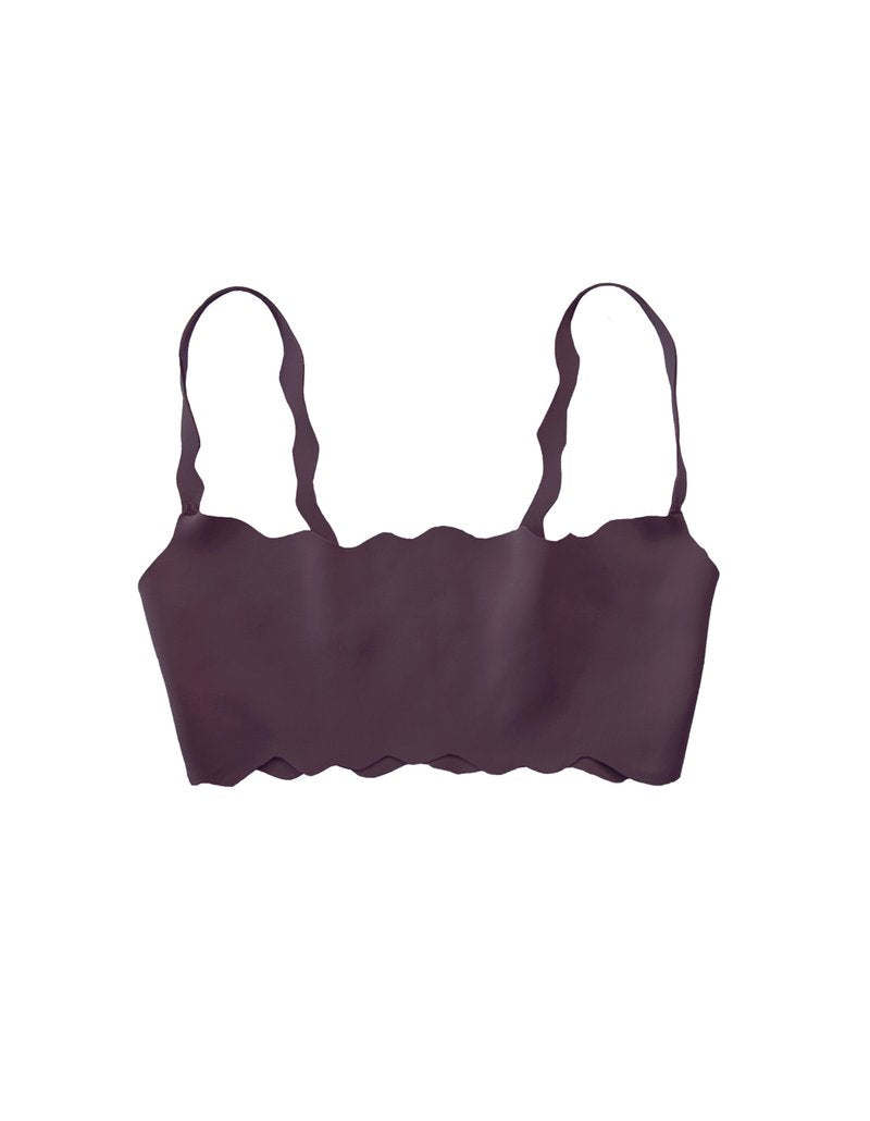 Sahara Top - Dark Purple