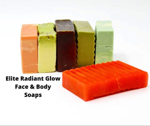 Elite Radiant Glow Face & Body Soaps