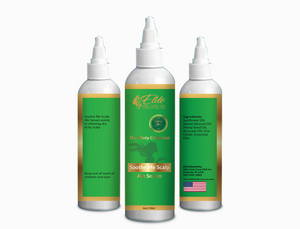 Soothe Me Minty Scalp Ale Serum