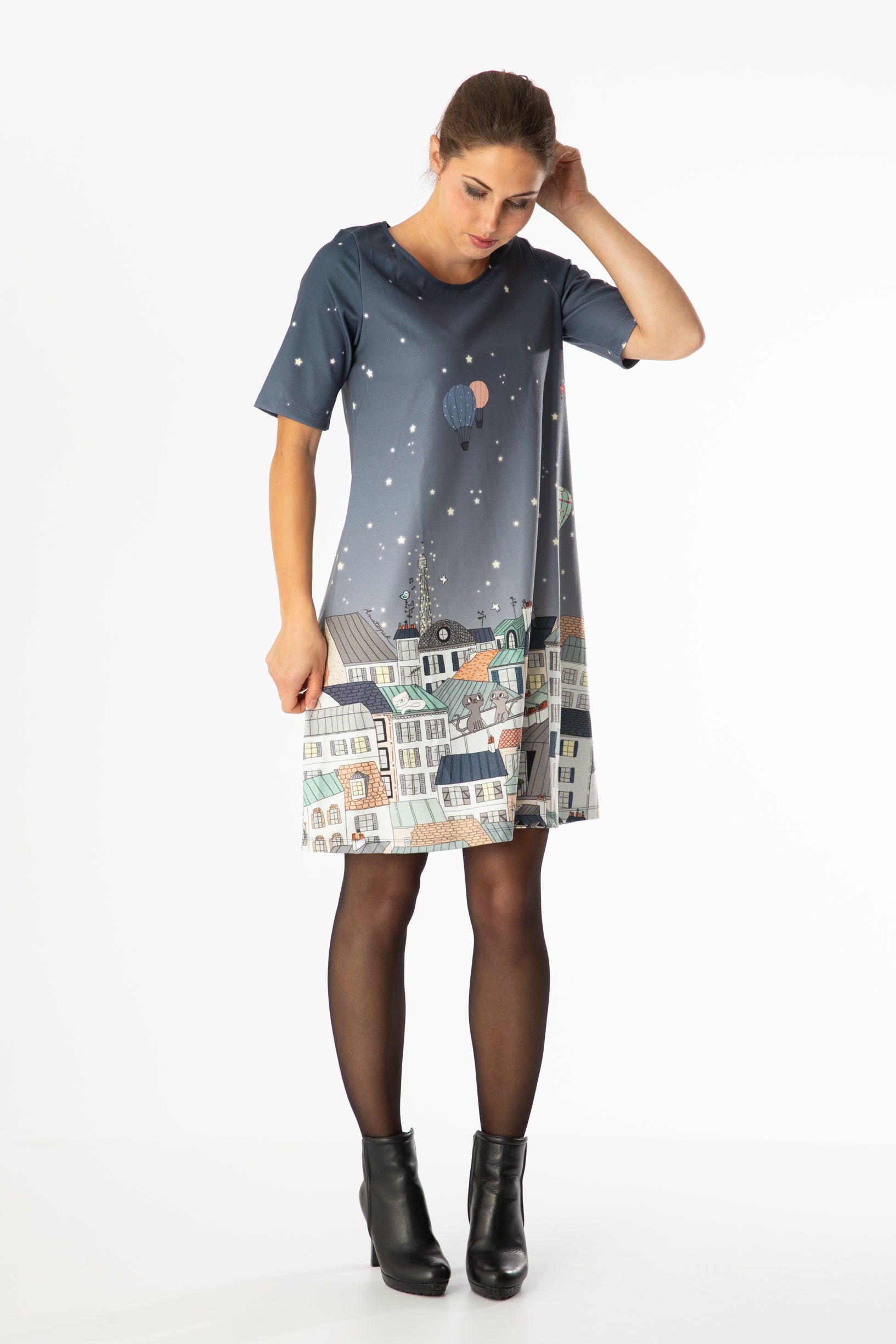 Robe KINDRA TOITS DE PARIS