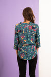 Blouse viscose LINKA TOUCANS