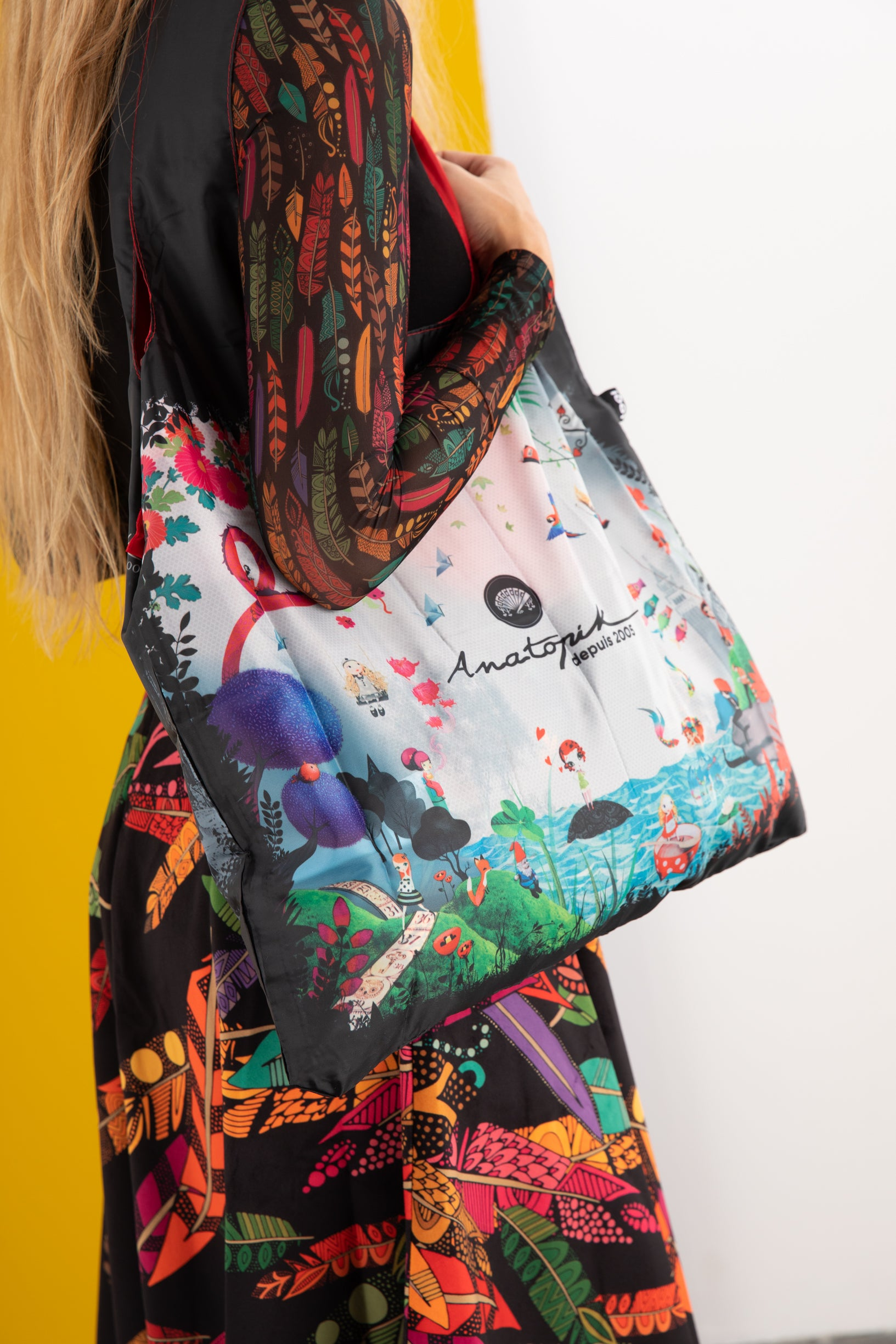 Sac de course réutilisable SHOPPER MULTI
