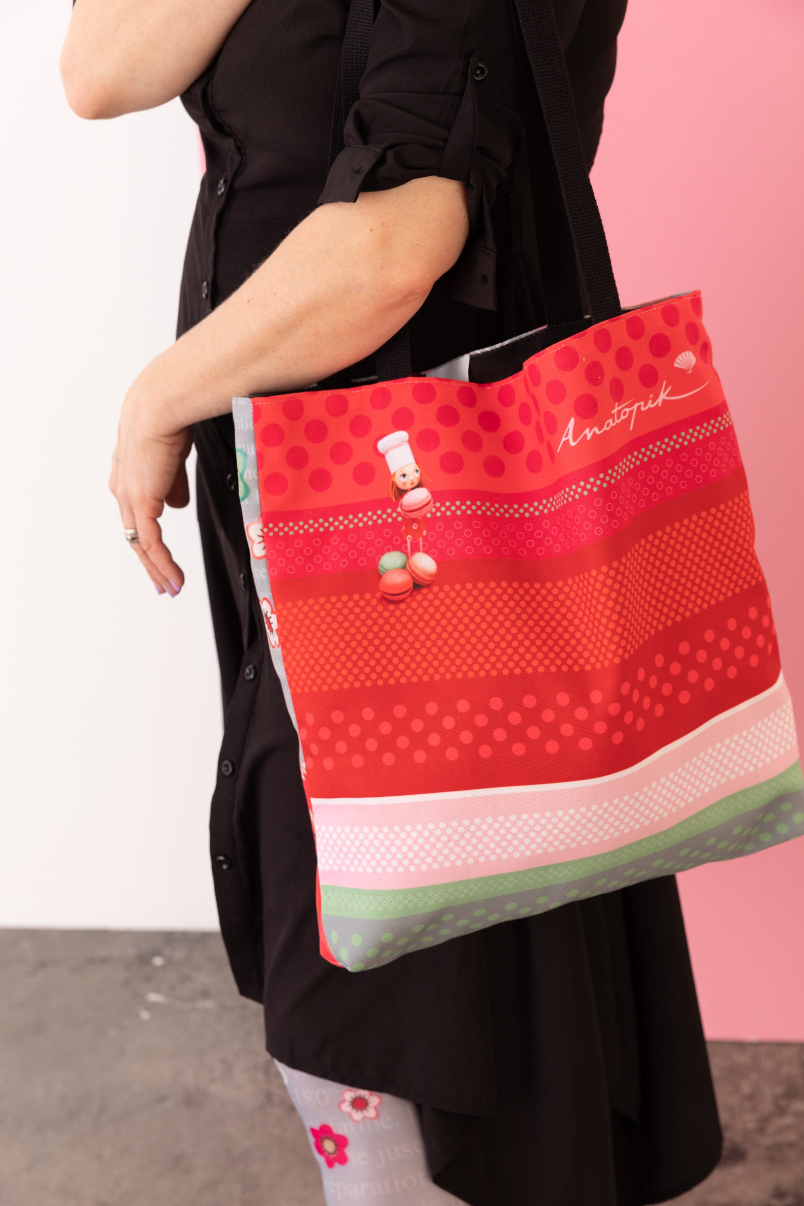 Tote bag STELLA PATISSERIES