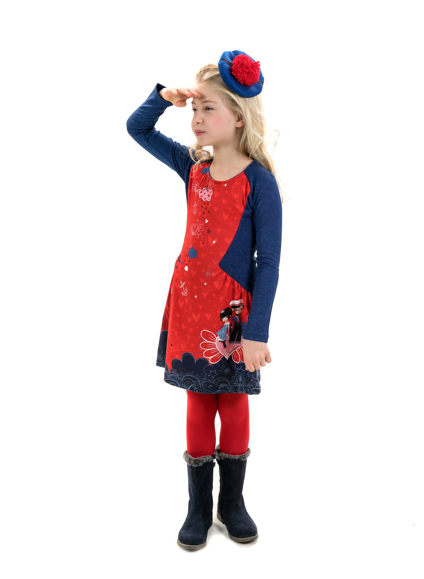 Robe Enfant GETTY MOUSSAILLON