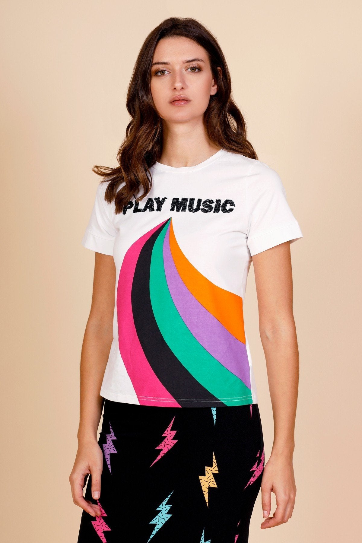 Tee-shirt PLAY MUSIC - Minueto
