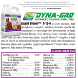 Dyna-Gro 3-12-6 Bloom Fertilizer 8 oz