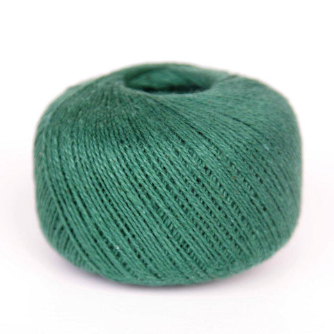 Green Cotton String Ball