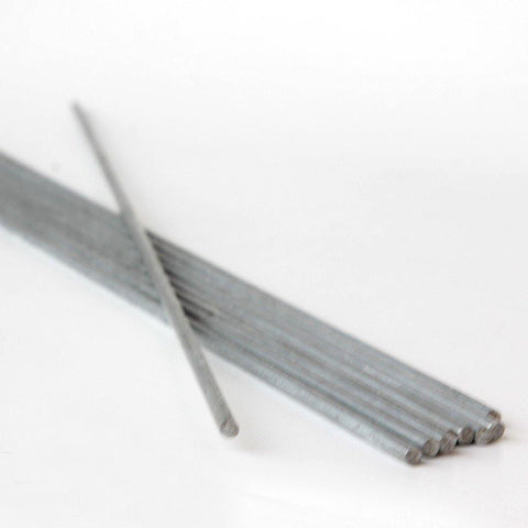 Orchid Nerd ™ Galvanized Metal Stakes 10 Pack - Waldor Orchids