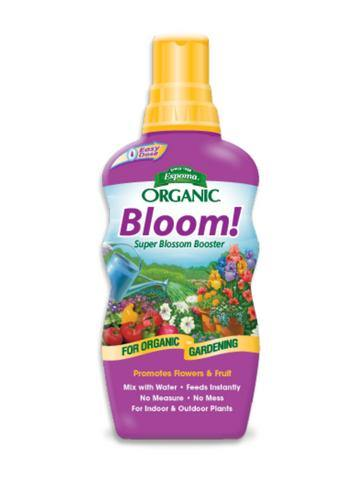 Espoma 1-3-1 Organic Bloom Fertilizer - Waldor Orchids