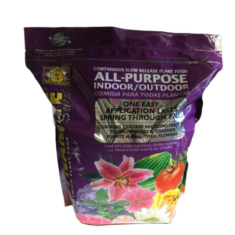 Dynamite All-Purpose Select Indoor/Outdoor Plant Food 15-5-9 - 7 Lbs