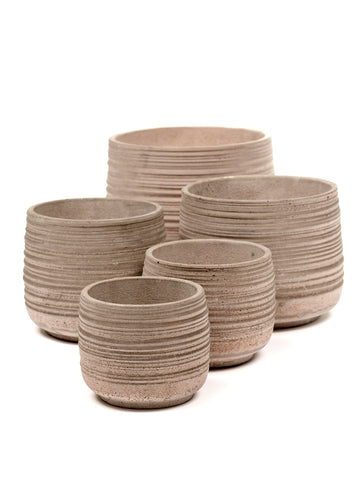 Sandwire Curved Pot