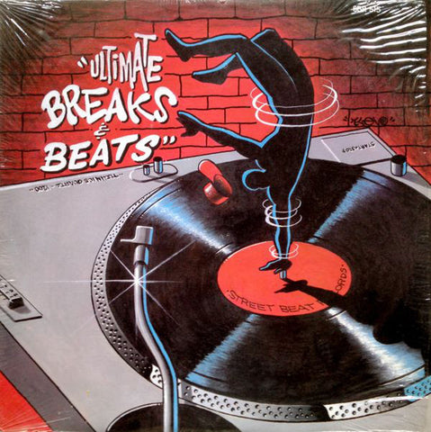 Various - Ultimate Breaks & Beats
