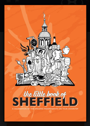 The Little Book Of Sheffield