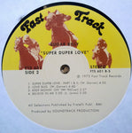 Sugar Billy Garner - Super Duper Love