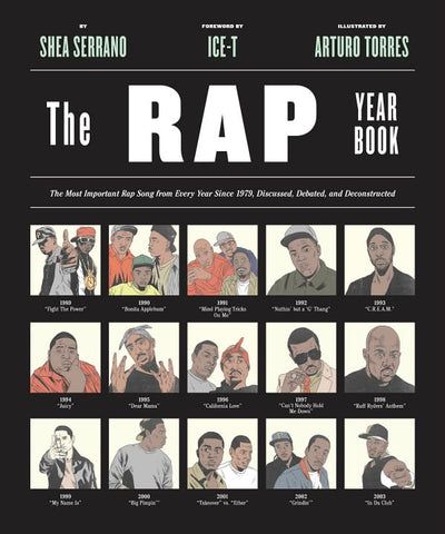 Rap Year Book