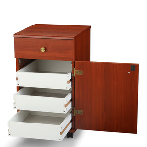Arrow Suzi Sidekick Storage Cabinet Cherry 802