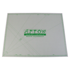 "The Arrow Cutting Mat 56"" x 33"""