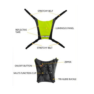 Cycling Indicator Vest