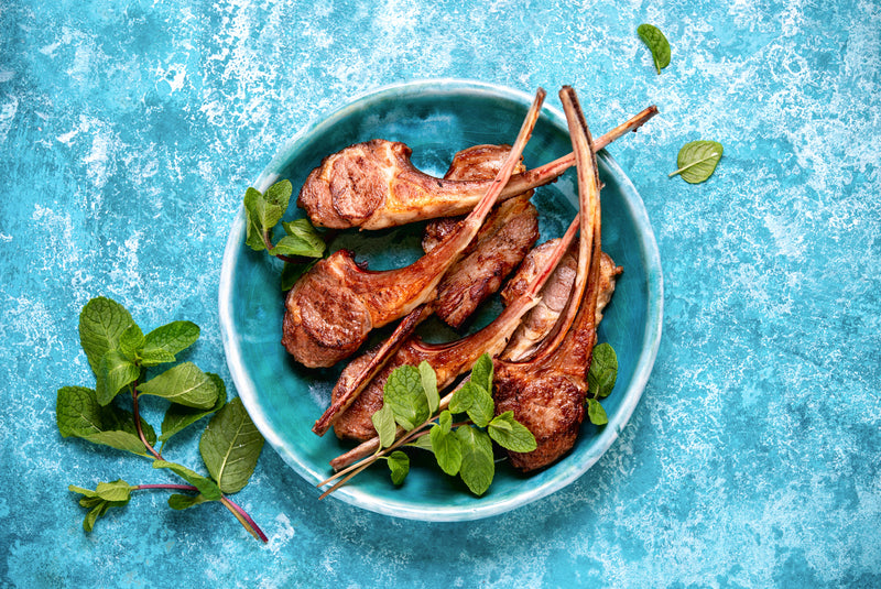 MINT SEASONED LAMB