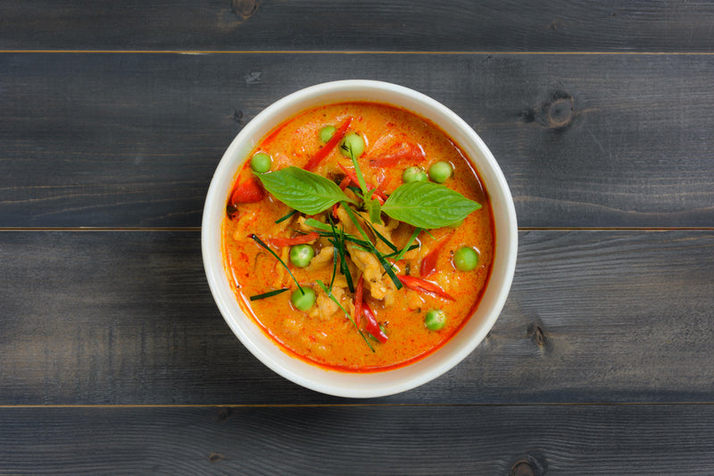 COCONUT RED CURRY