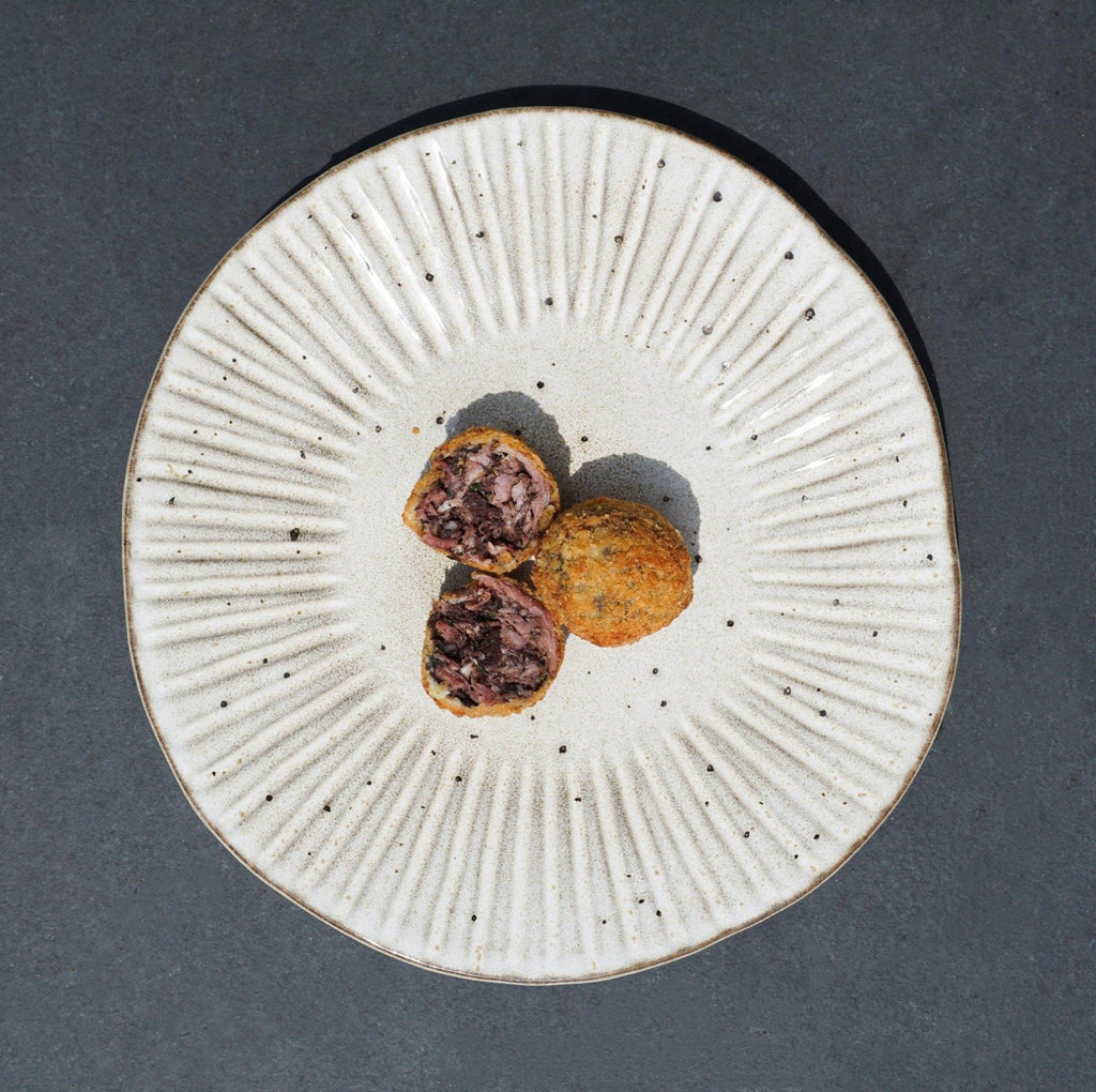 Neaum Black Pudding Bon Bons