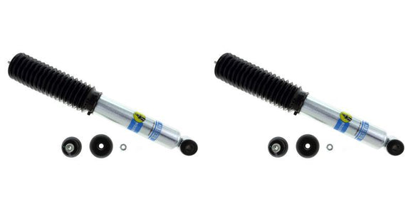 BILSTEIN 5100 FRONT SHOCK SET FOR 1999-2005 Chevy Silverado 2500 Base WITH 0-2.5