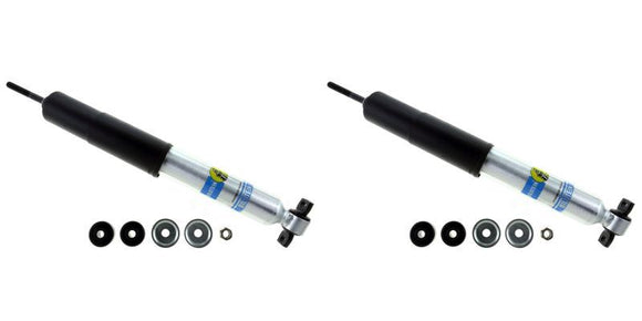 BILSTEIN 5100 FRONT SHOCK SET FOR 1999-2006 Chevy Silverado 1500 LT RWD WITH 3