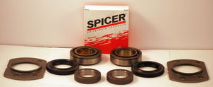 Spicer Rear Axle Bearing and Seal Kit For 1997-06 Jeep TJ w/Disc Brakes