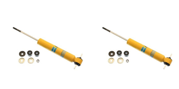 Bilstein B8 Front Shock Set For 1978 Chevy Corvette Silver Anniversary Edition
