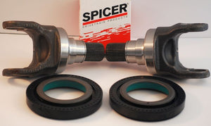 SPICER OUTER AXLE STUB SHAFTS AND SEALS FOR 2005-2012 FORD F-250 / F-350 4WD