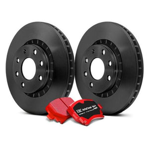 EBC S12KF1237 - Stage 12 Front Brake Kit